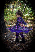 Load image into Gallery viewer, Purple Tutu accessories Just For Littles