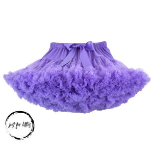 Purple Tutu accessories Just For Littles