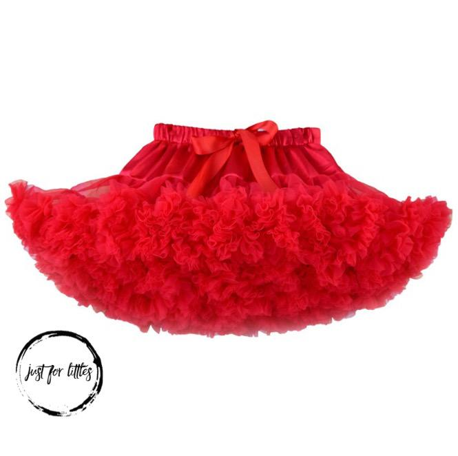 Red Tutu accessories Just For Littles™