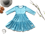 Load image into Gallery viewer, Spring Farmhouse Dress Just For Littles