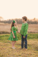 Load image into Gallery viewer, #St. Patrick's Day Sweatshirt Shirt Just For Littles™