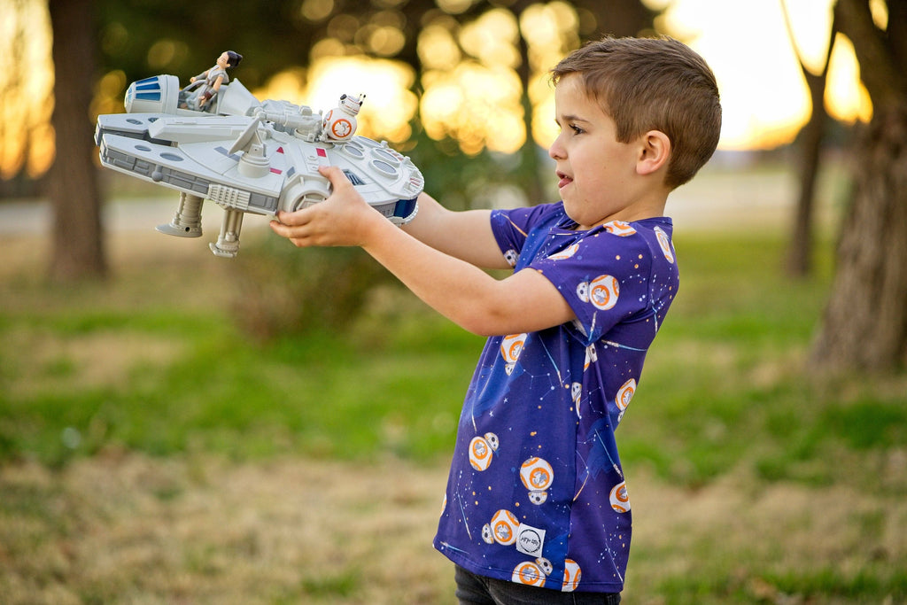 Star Wars T-Shirt Shirt Just For Littles