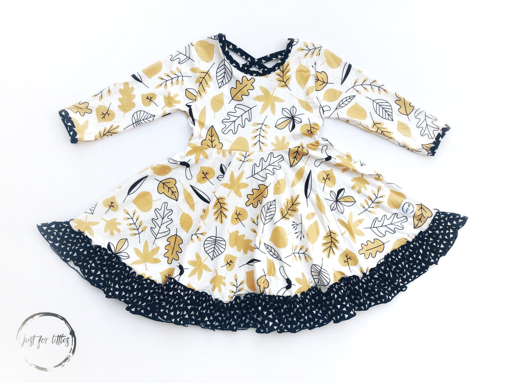 Trail Blazer Twirl Dress Just For Littles