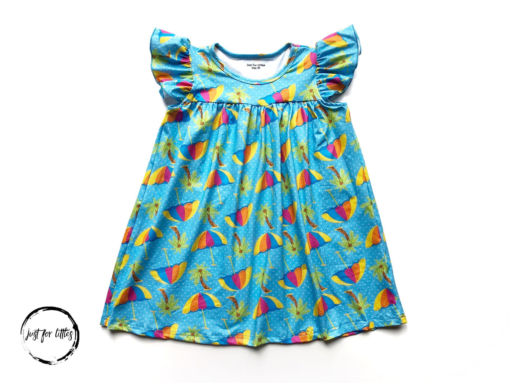 Umbrella Dress Just For Littles