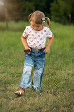 Load image into Gallery viewer, Vintage Rainbow T-Shirt Shirt Just For Littles