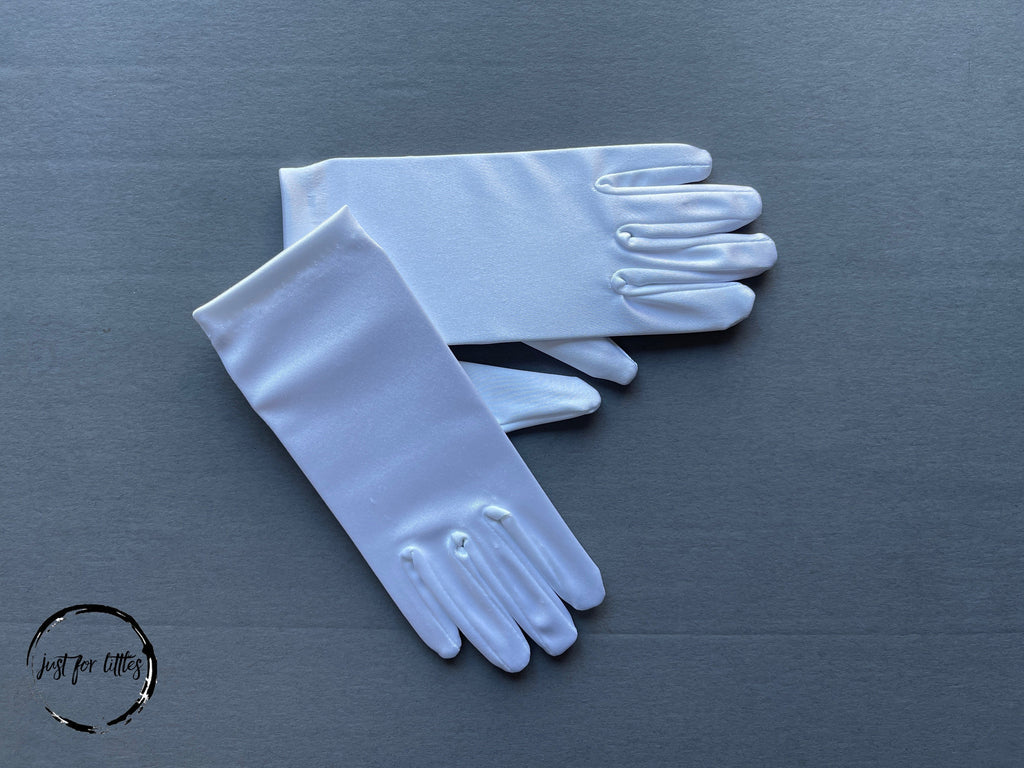 White Gloves accessories Just For Littles™