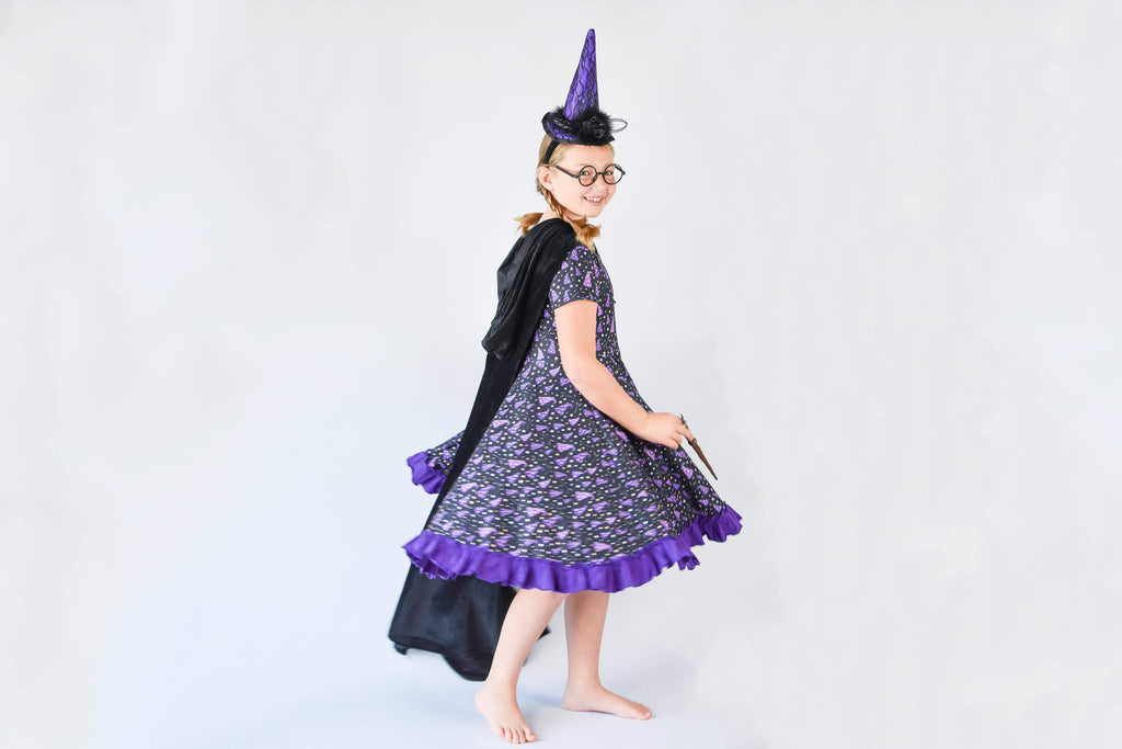 Wizard Twirl Dress Dress Just For Littles
