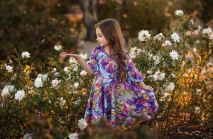 #Wonderland Twirl Dress Dress Just For Littles