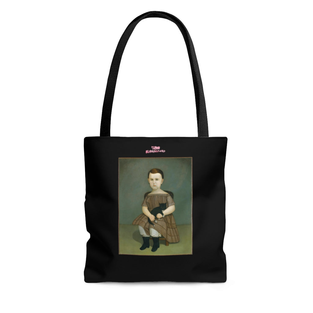 GRUMPY Tote - Kiaroskuro Kiaroskuro Decor- Canvas Prints, Home Décor & Fashion
