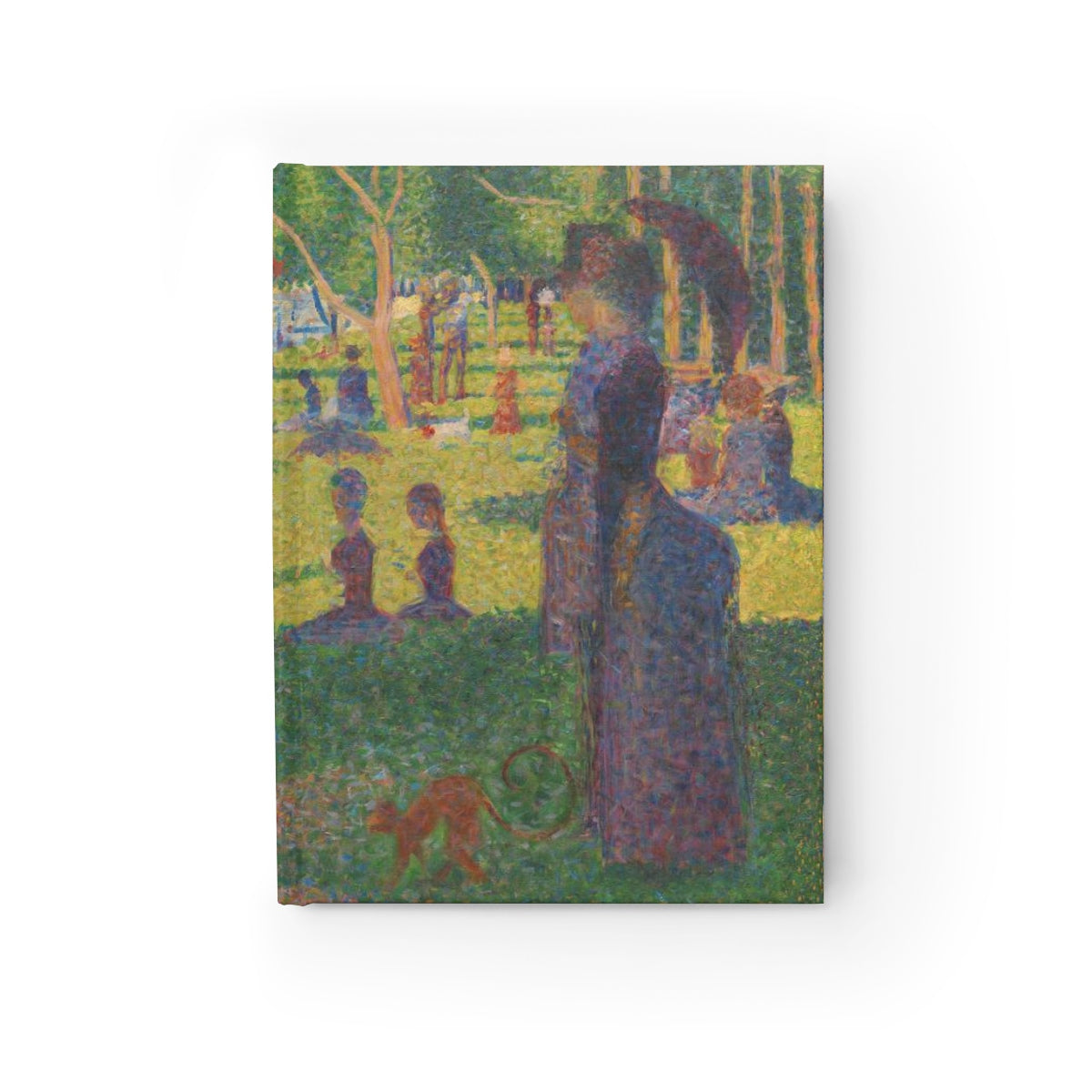 A Sunday on La Grand Jatte [1884] B6 Art Journal - Kiaroskuro