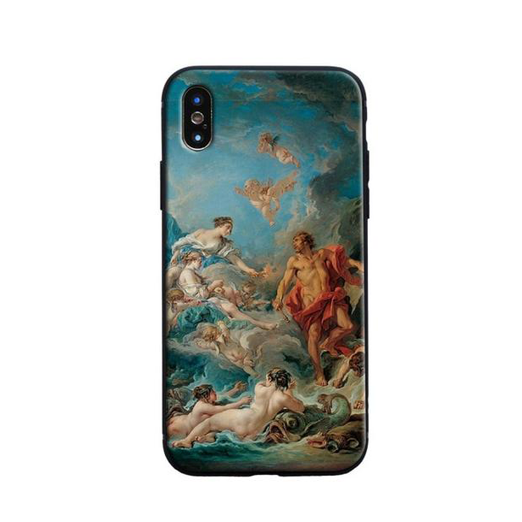 ASCEND Rennaissance Phone Case [iPhone] - Kiaroskuro Kiaroskuro Decor- Canvas Prints, Home Décor & Fashion