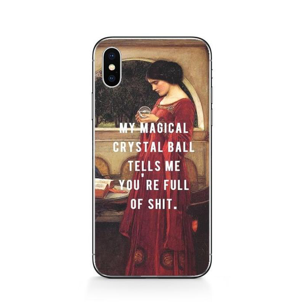 SH*T Classics Phone Case [iPhone] - Kiaroskuro