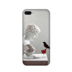 BUDDY Michelangelo Phone Case [iPhone] - Kiaroskuro Kiaroskuro Decor- Canvas Prints, Home Décor & Fashion
