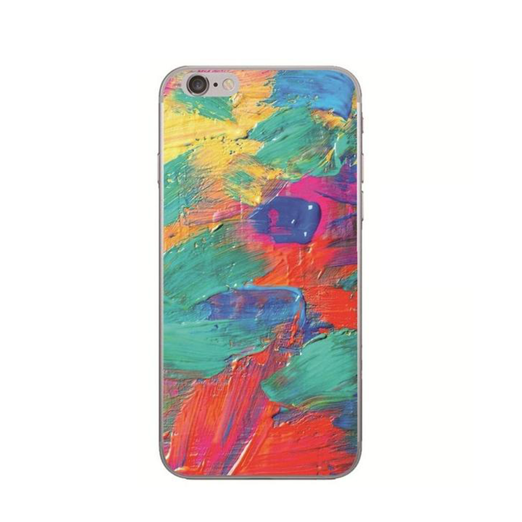 BLOOM Coup de Peinture Phone Case [iPhone] - Kiaroskuro