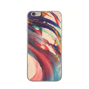 FLOW Coup de Peinture Phone Case [iPhone] - Kiaroskuro