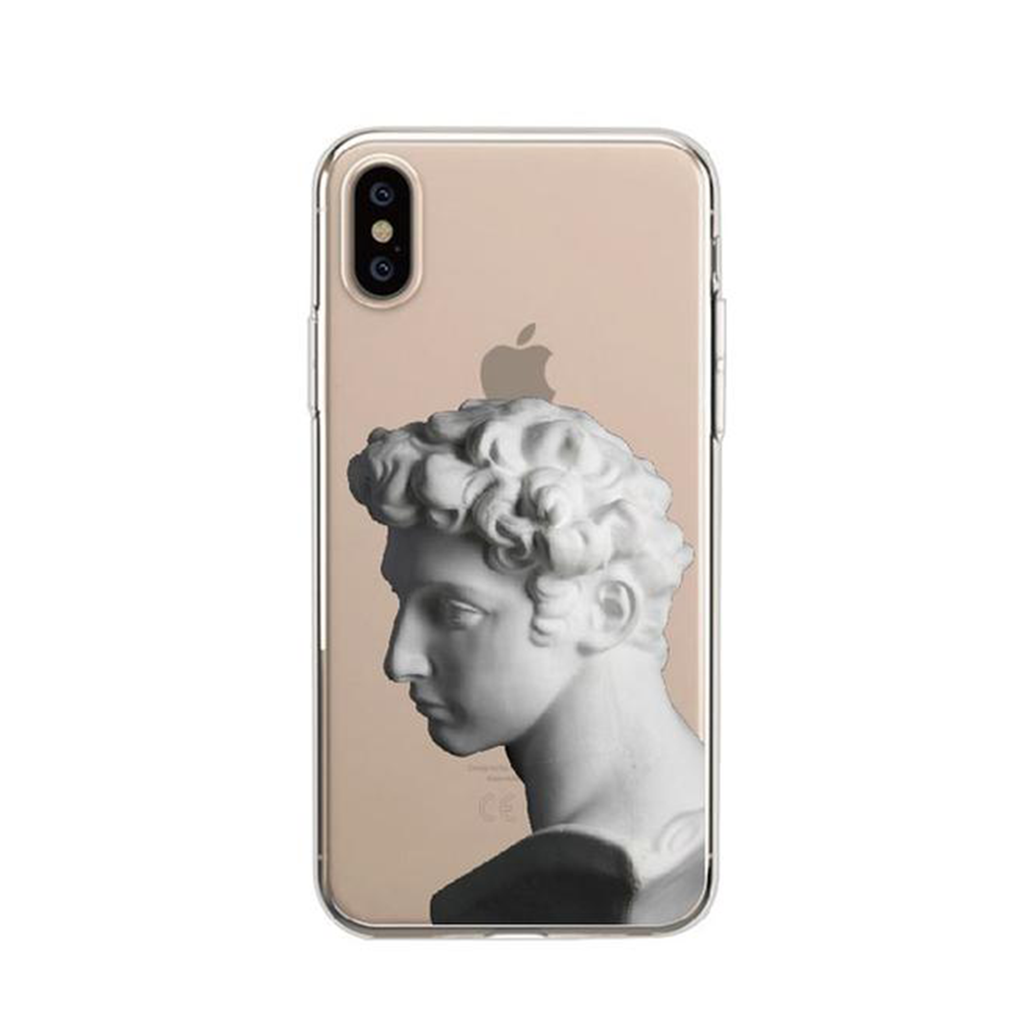 DAVID Michelangelo Phone Case [iPhone] [Samsung] - Kiaroskuro Kiaroskuro Decor- Canvas Prints, Home Décor & Fashion