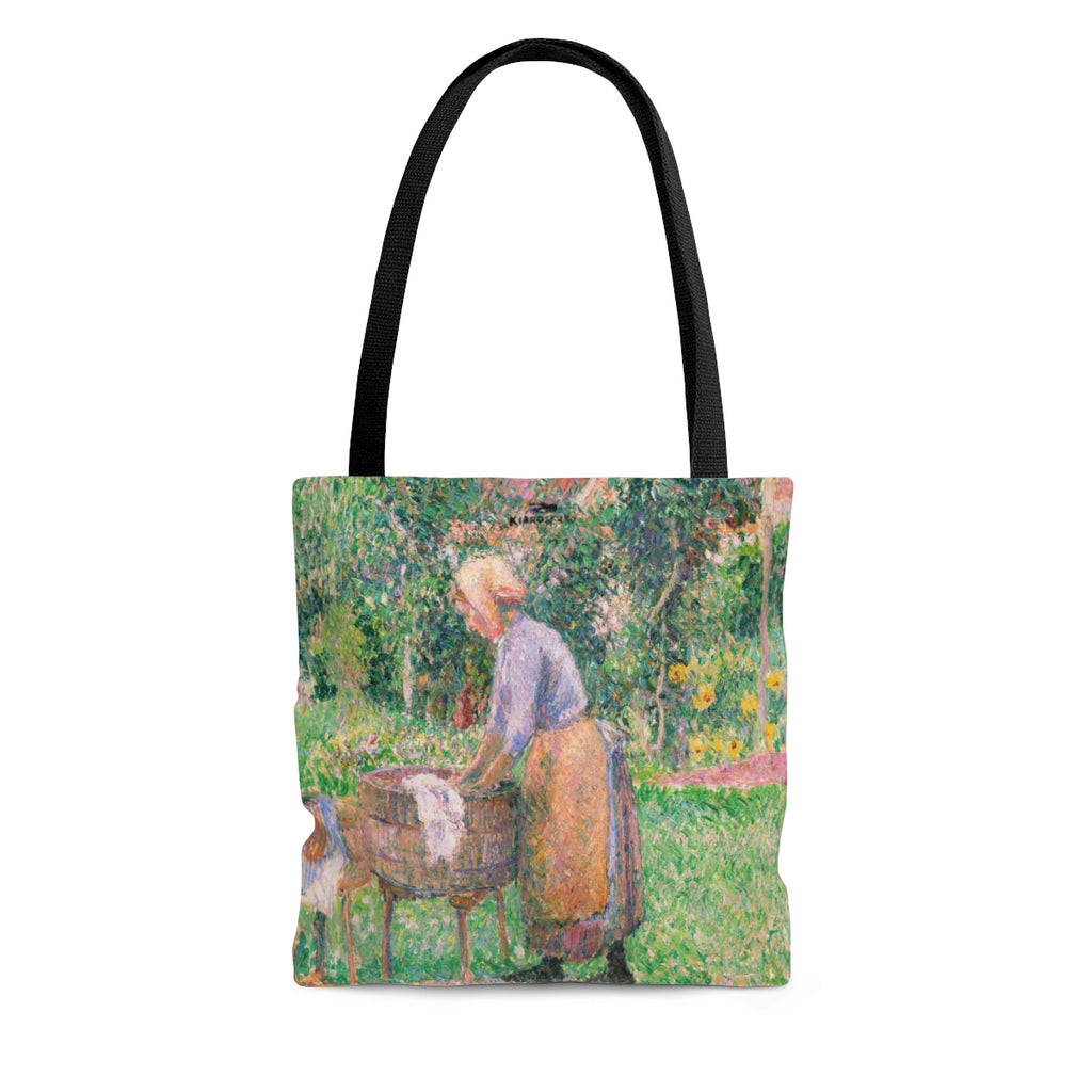 THE WASH Tote - Kiaroskuro Kiaroskuro Decor- Canvas Prints, Home Décor & Fashion
