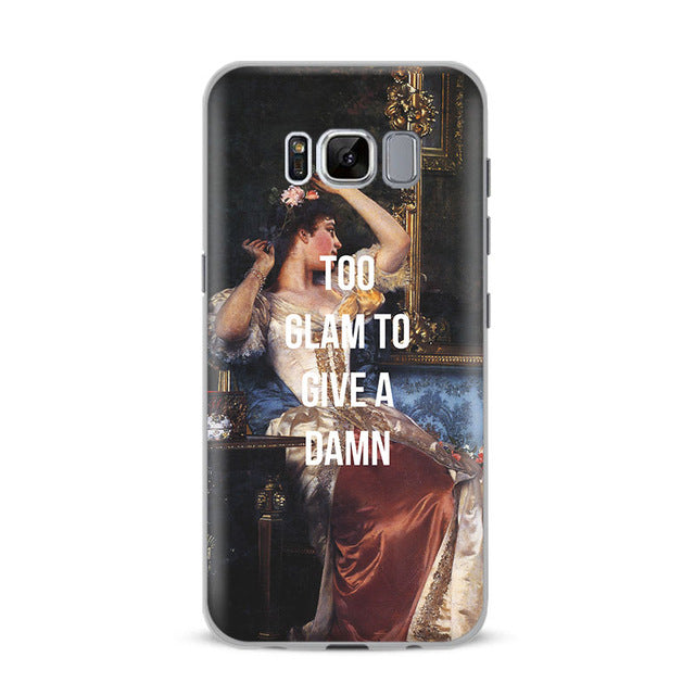 TOO GLAM Classics Phone Case [Samsung] - Kiaroskuro Kiaroskuro Decor- Canvas Prints, Home Décor & Fashion