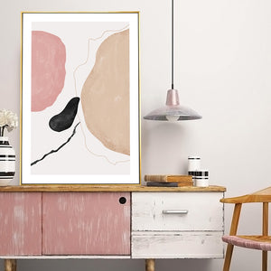 BLUSH Matisse Collection - Henri Matisse Kiaroskuro Decor- Canvas Prints, Home Décor & Fashion
