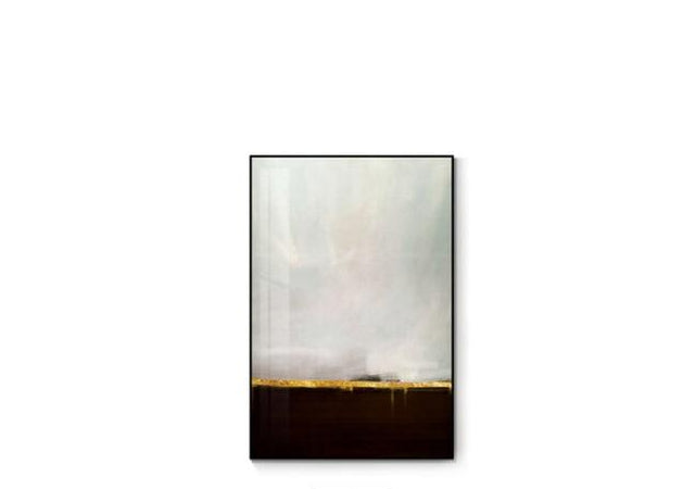 SERENITY Abstract Canvas Print - Kiaroskuro Kiaroskuro Decor- Canvas Prints, Home Décor & Fashion