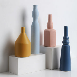 SOLE Morandi Ceramic Vase Collection - Kiaroskuro Kiaroskuro Decor- Canvas Prints, Home Décor & Fashion