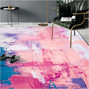 GLIDE Coup de Peinture Rug - Kiaroskuro Kiaroskuro Decor- Canvas Prints, Home Décor & Fashion