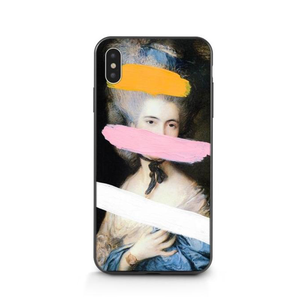 ROMANCE Rococo Phone Case [iPhone] - Kiaroskuro Kiaroskuro Decor- Canvas Prints, Home Décor & Fashion