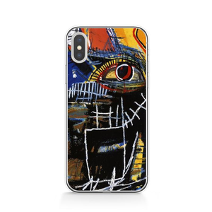 ICU Basquiat Phone Case [iPhone] - Kiaroskuro Kiaroskuro Decor- Canvas Prints, Home Décor & Fashion