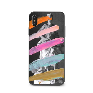 SCRATCH Michelangelo Phone Case [iPhone] - Kiaroskuro Kiaroskuro Decor- Canvas Prints, Home Décor & Fashion