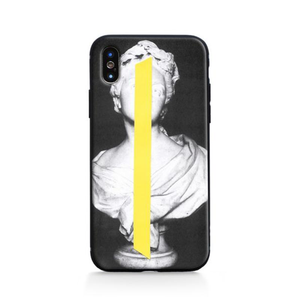 STRIKE Michelangelo Phone Case [iPhone] - Kiaroskuro Kiaroskuro Decor- Canvas Prints, Home Décor & Fashion