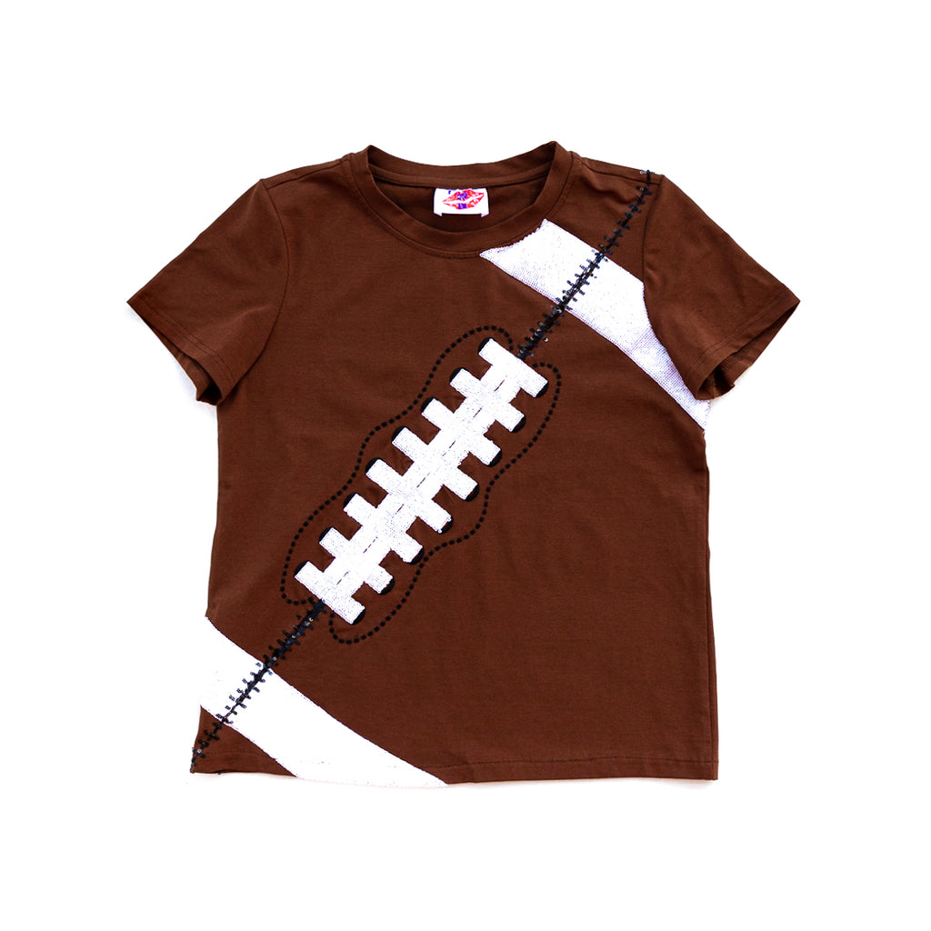 """Be The Ball"" Football Tee"
