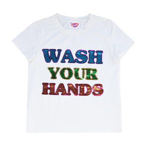 Wash Your Hands Tee