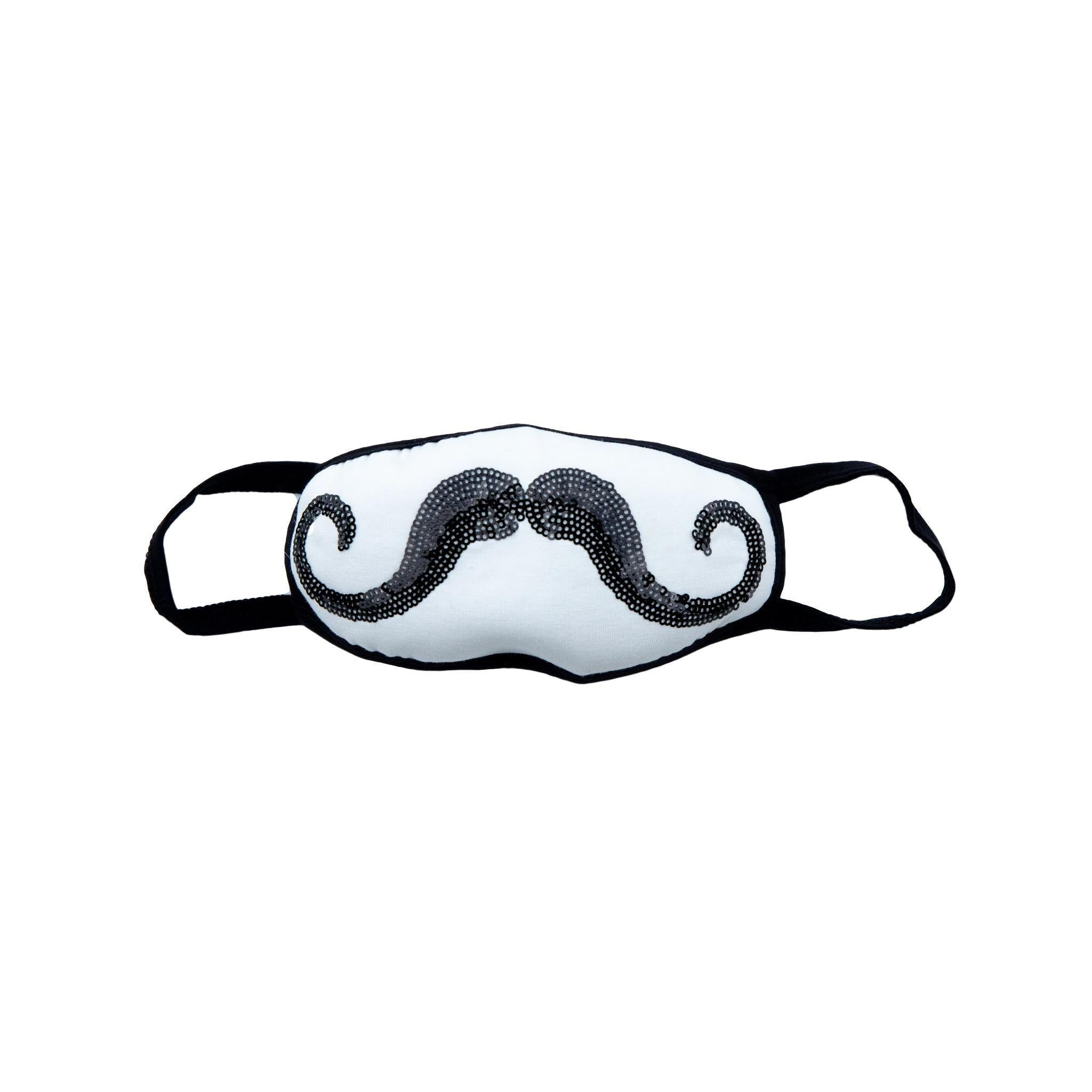 Marvelous Mustache Mask