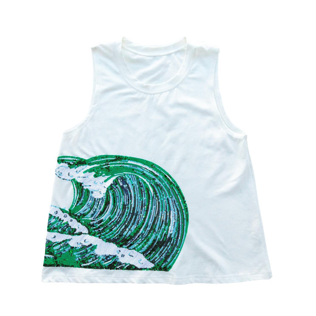 Wrap-Around Wave Tank