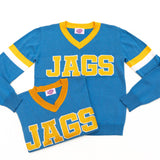 JAGS Blue Jersey Sweater