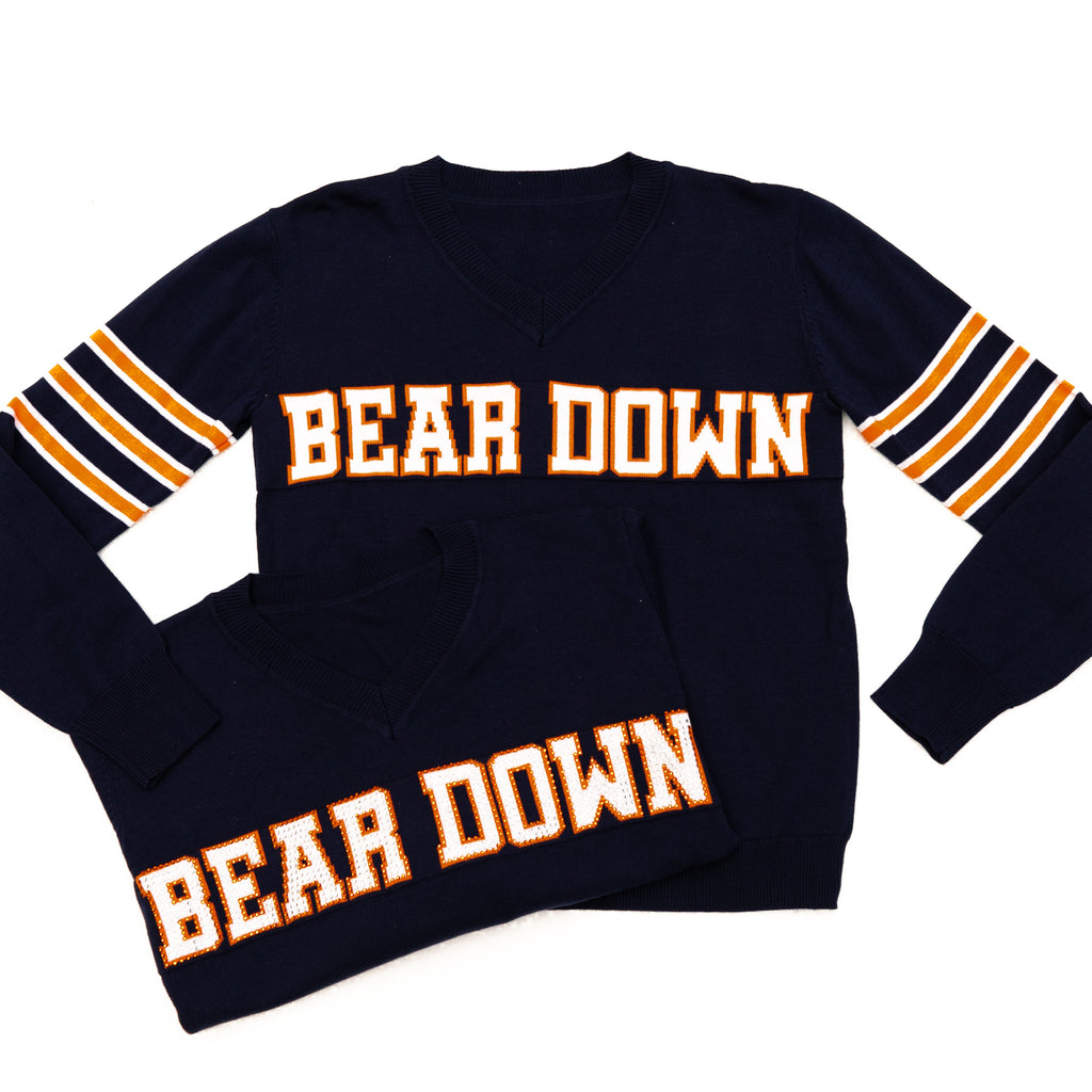 Bear Down Color Rush Jersey Sweater