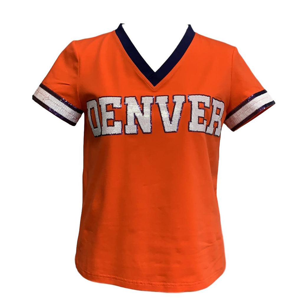 Denver Color Rush Jersey Tee