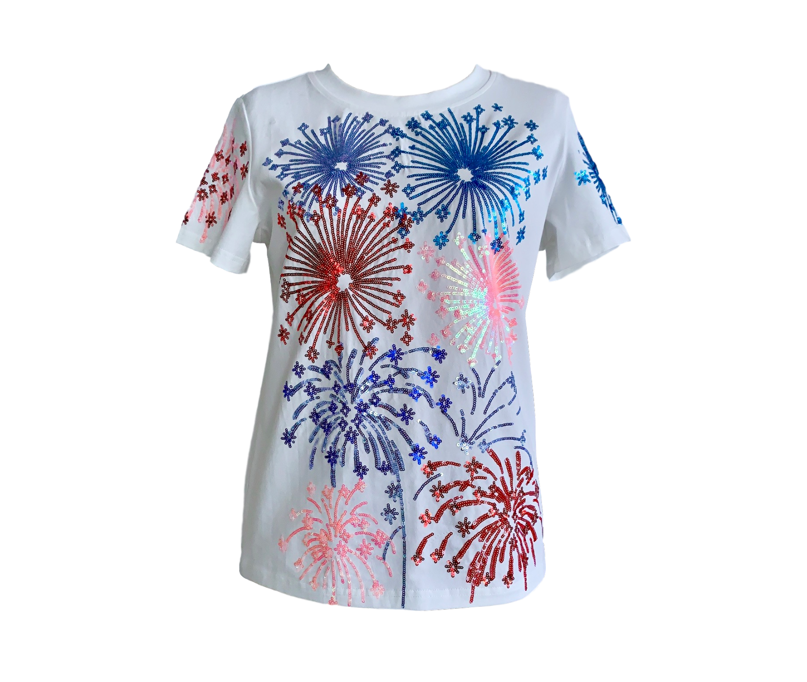 Fancy Fireworks Tee