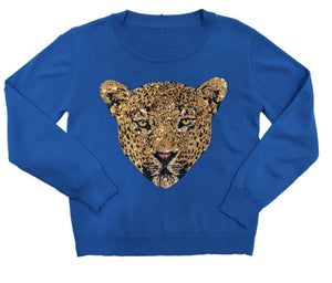 Jazzy Jaguar Sweater