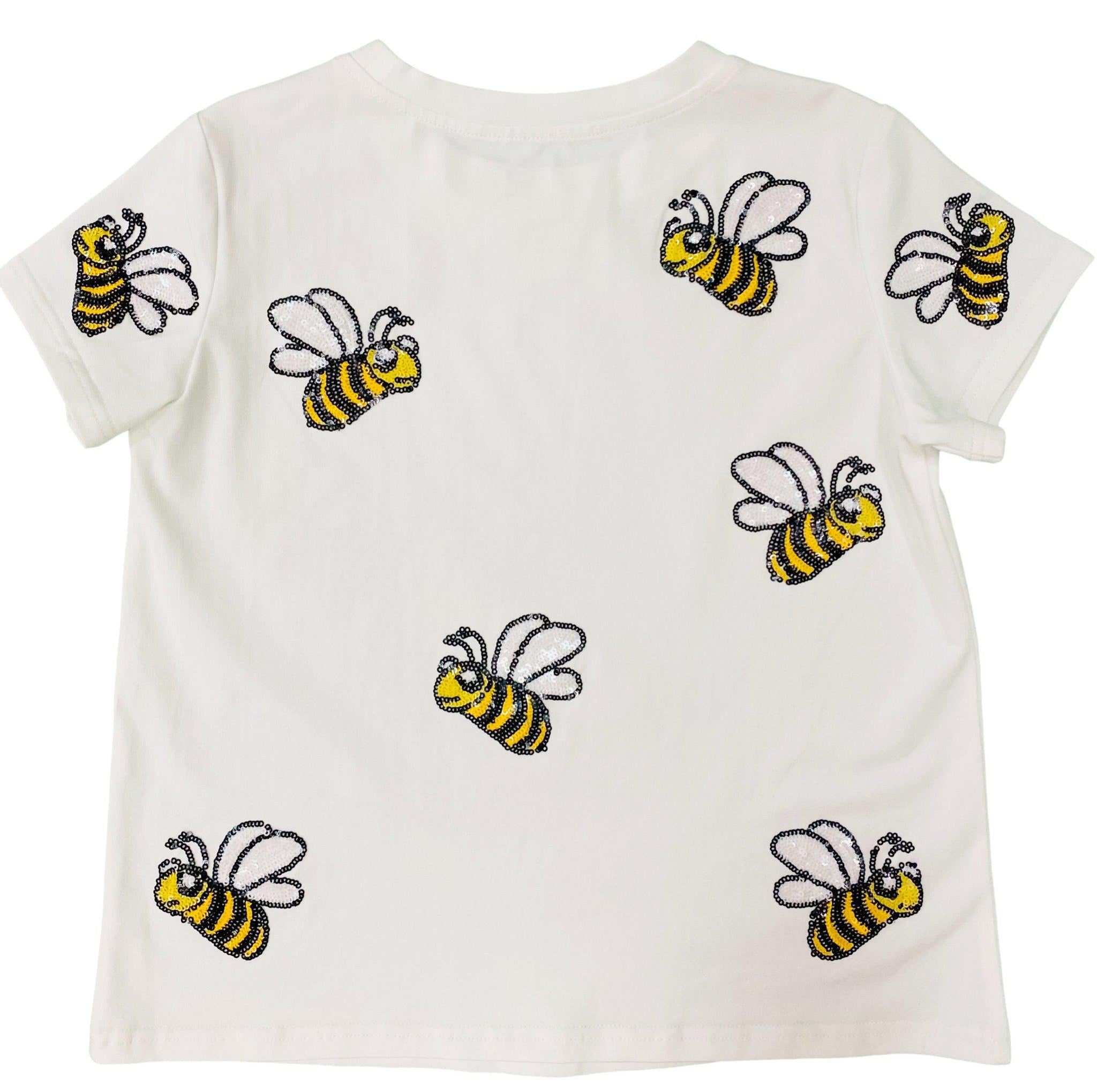 Kids Buzzing Bee Tee