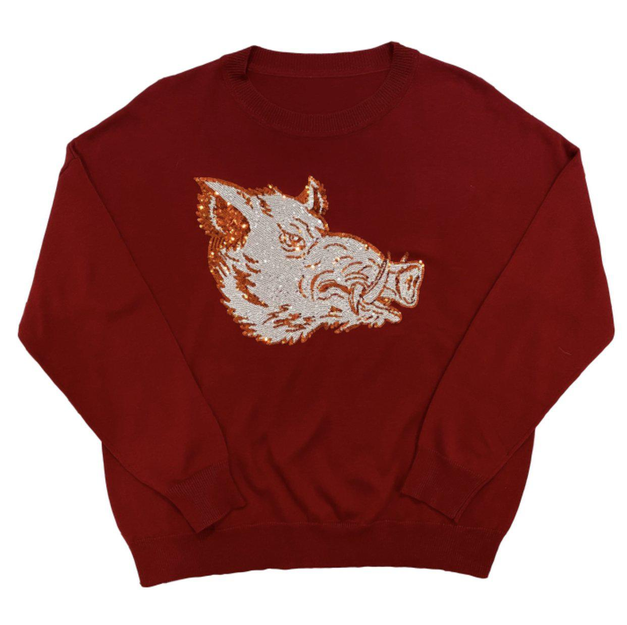 Oversized Razorback Sweater