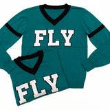FLY Midnight Jersey Sweater
