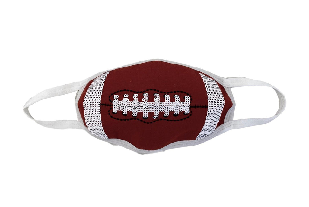 """Be the Ball"" Football Mask"