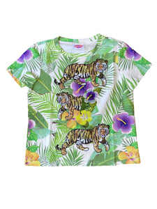 Tropical Tiger Tee