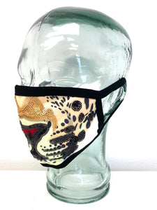 Jazz It Up Jaguar Mask