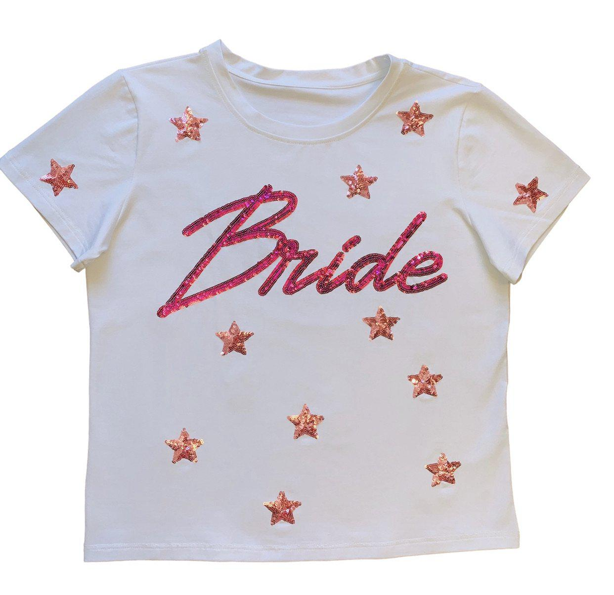 Starry Eyed Bride Tee