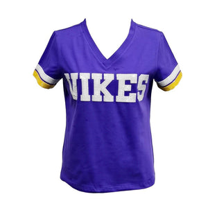 Vikes Purple Color Rush Jersey Tee