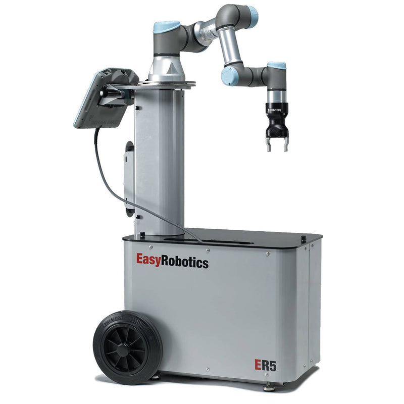 EasyRobotics ER5 - Mobile Stand for UR CB3- and e-Series