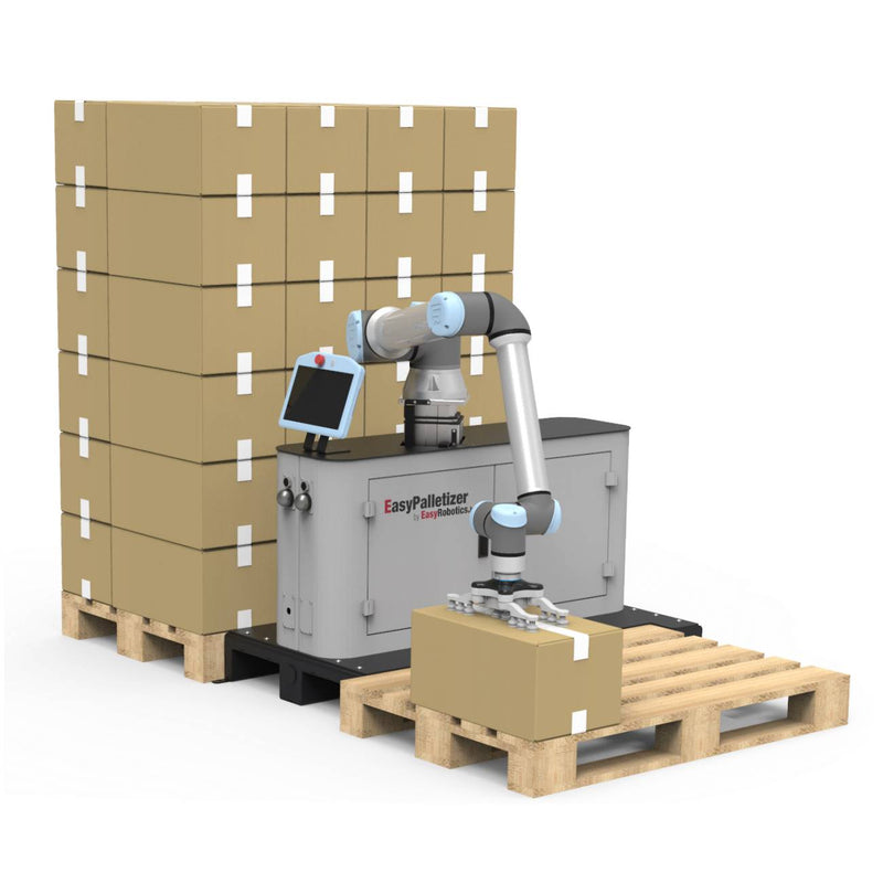 EasyRobotics EasyPalletizer - Robotic Palletizing Platform