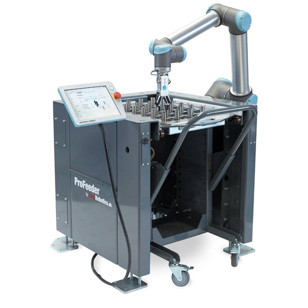 EasyRobotics ProFeeder - Machine Tending Platform with Carts